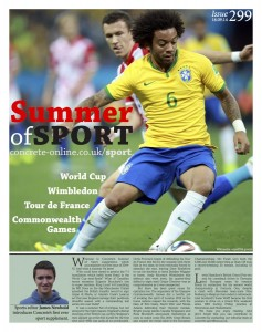 Summer of Sport Supplement - 16/09/2014