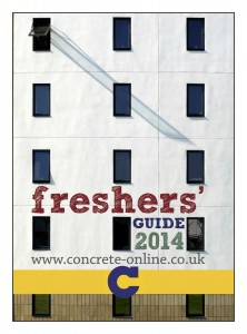 Freshers' Guide - 16/09/2014
