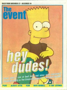 The Event - Issue 067 - 27/11/1996