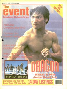 The Event - Issue 002 - 26/10/1993