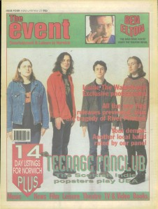 The Event - Issue 004 - 23/11/1993