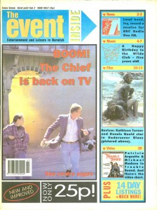 The Event - Issue 007 - 02/02/1994