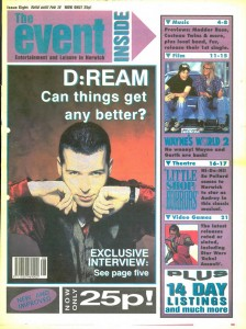 The Event - Issue 008 - 02/02/1994