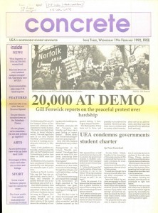 Concrete - Issue 003 - 19/02/1992