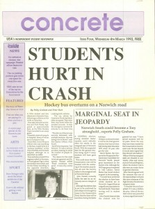 Concrete - Issue 004 - 04/03/1992