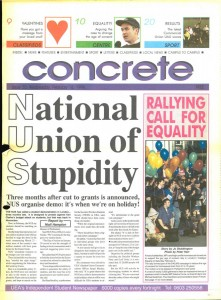 Concrete - Issue 030 - 16/02/1994