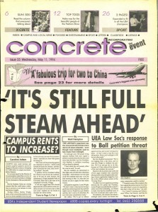 Concrete - Issue 033 - 11/05/1994